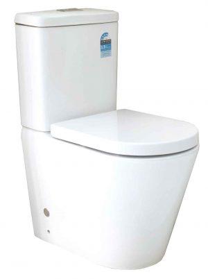 Vicenza Toilet Suite